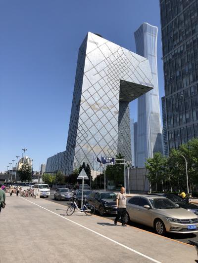 たまたま見つけた北京経由のプラハ旅行 1日目 北京