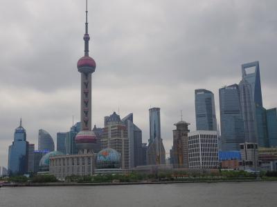 GWの鳳凰古城・武陵源をめぐる一人旅-(1)トランジット上海