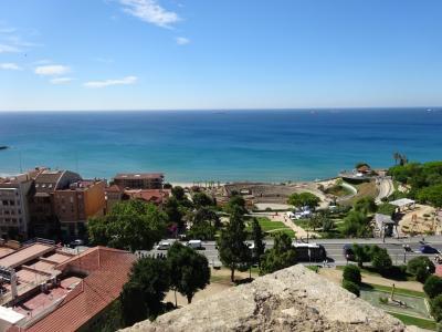 1806スペイン~地中海の青が印象的なタラゴナ