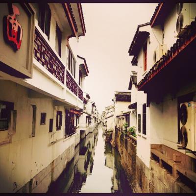 2019GW 上海から蘇州へ3泊2日(!) ☆山塘街も平江路もいいけど、ひたすら歩いて文化市場で書道用品を買い、そして城壁を巡る