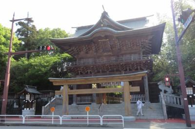 5泊6日九州の神社巡り2019(6日目)