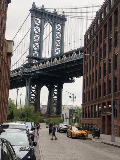 『☆ニューヨーク満喫一人旅1☆』出発からロウアーマンハッタン