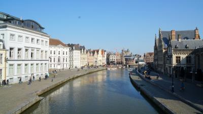 JALパック 旅行記 オランダ・ベルギー・ルクセンブルク 9日間 5日目  ブリュッセル → ゲント → ブルージュ → ブリュッセル