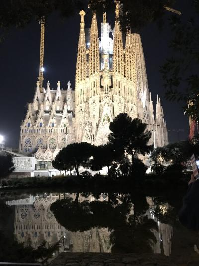 弾丸バルセロナ②