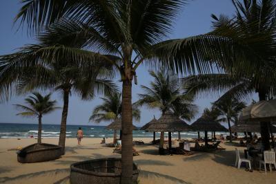 2019年GW ベトナム・ダナン、ホイアン、ハノイの旅 美味しいものを食べよう!(2)ダナンでビーチを楽しむ編