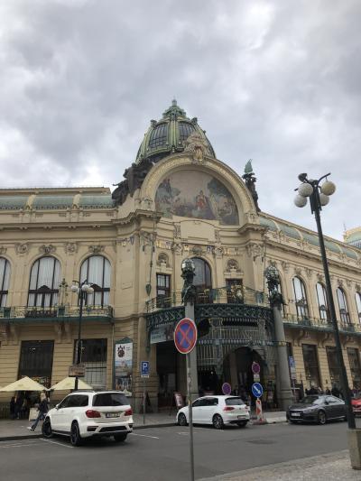 チェコハンガリー旅行記2019.5 チェコ編