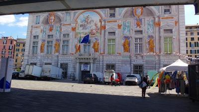 ゆったりミラノ滞在の旅(25) シェノバの街歩き 下巻。