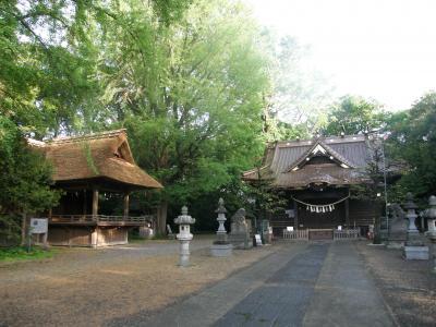 大ふじを堪能してから玉敷神社と玉敷公園を散策