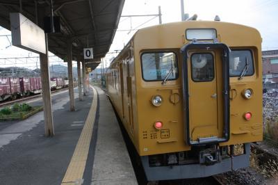 島根・山口旅行記2018年冬(14)宇部線乗車編