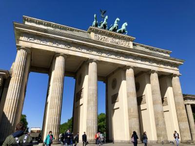 ドイツ紀行 《出発~ベルリン編》ベルリン歴史散歩 & カリーヴルストってどんな味?
