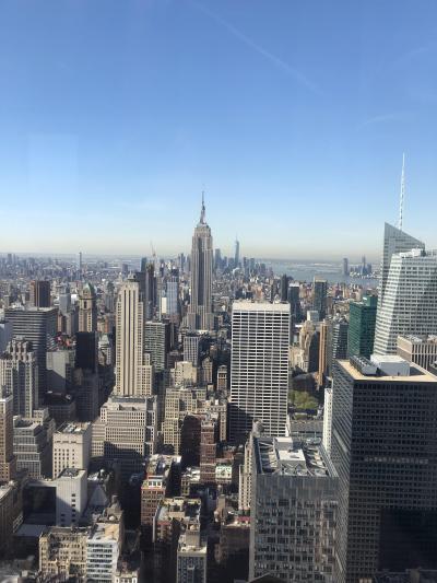『☆ニューヨーク満喫一人旅2☆』ミッドタウン北部からチェルシー