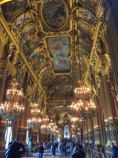 自分だけのパリを過ごそう!『自分で作る旅!』パリを遊び尽くす6日間⑤オルセー美術館~カルチェ・ラタン方面~パレ・ガルニエ~帰路
