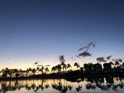 2019年 GW ハワイ 前半