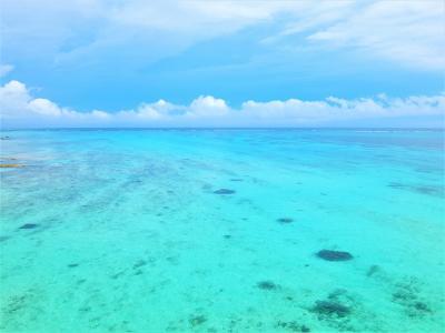 美ら海の絶景 コバルトブルーの宮古島 3 A&W「 エンダー」 = 来間島 = 「楽園の果実」= 竜宮城展望台