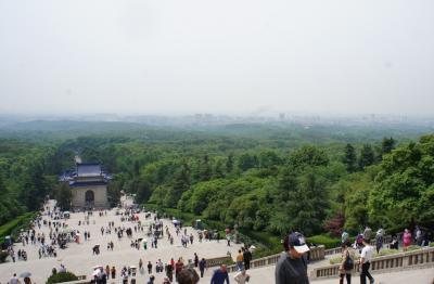 中国・江蘇省の旅 南京その2 中山陵
