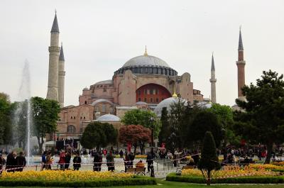 トルコ周遊 世界遺産の旅 イスタンブール編②