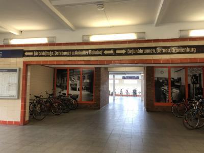 ゴーストステーション:Nordbahnhof S-Bahn