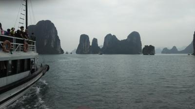 思い付きでベトナムに行ってきました①