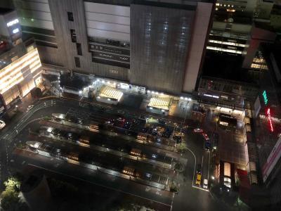 Marriott Bonvoyホテル記録ー横浜ベイシェラトンホテル&タワーズー