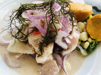 こんなに美味しいとは!美食の国ペルー 首都リマ グルメ旅 ~セビーチェ ピカローネス 他