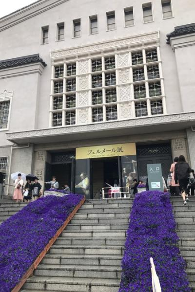 今年の花見は吉野山で その3 大阪フェルメール展