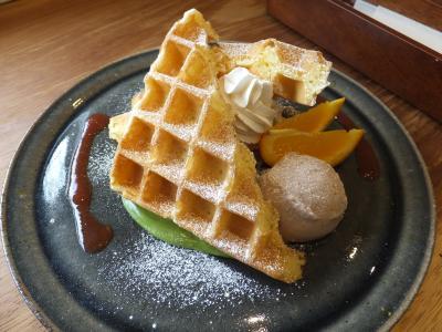 金沢◆和カフェ『菓ふぇMURAKAMI Nagaya-mon店』by(和菓子・村上)2019/05/06