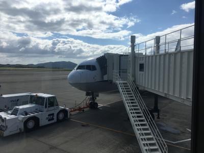 2019.05 ロシア① 中国東方航空のビジネスクラスに乗る!
