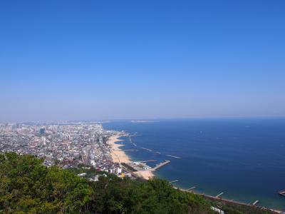 神戸の絶景を一望 昭和レトロな須磨浦山上遊園