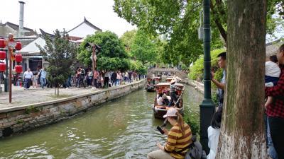 2019年GW上海3泊5日ひとり旅