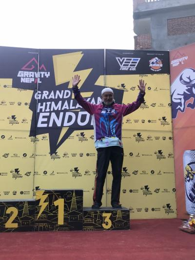 Ground Himalayan Enduro 2019 参加とポカラトレッキング のレース編