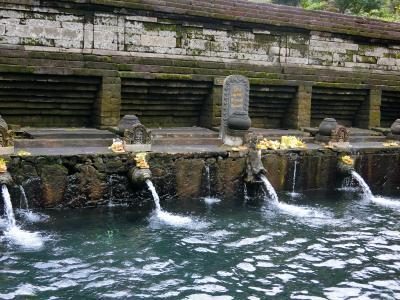 はじめまして、バリ島③コピルアックと、ティルタウンプル寺院