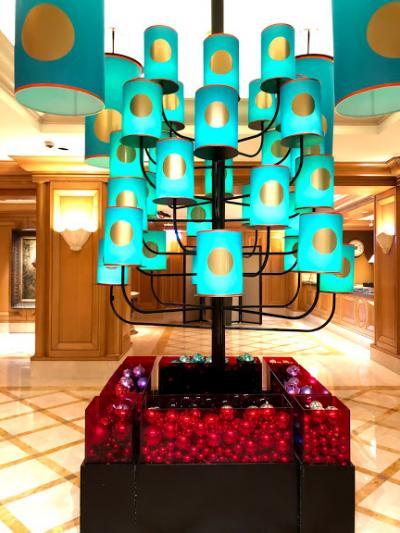 台北2か所のホテルのクラブルーム満喫とちょっとだけ九分
