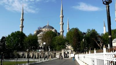 GW10連休+1日安否確認⑥旅ブログ【Turkey.Istanbul】