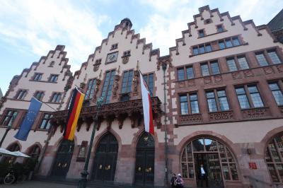 ドイツ旅行記2019 Part3: (4/25) フランクフルトとケルンへの移動。