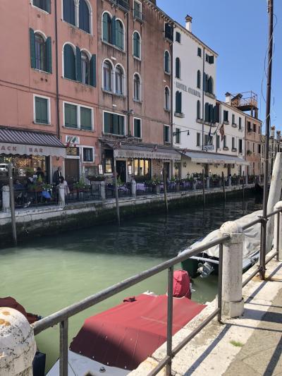 憧れのヴェネツィア