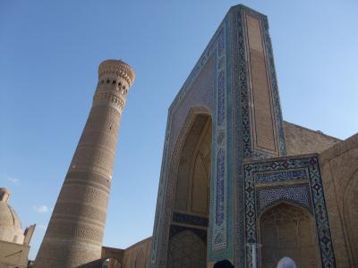 無精者、旅に出る in ウズベキスタン・ブハラ