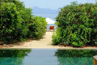 ベトナムリゾートSix Senses Ninh Van Bayに泊まる