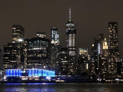 『☆ニューヨーク満喫一人旅3☆』ニュージャージー・ブルックリン・ミッドタウン南部