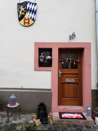 ドイツ&ベルギー★5日目★ヴァインハイム★ガイドブックに載っていない街を巡る一人女子旅♪