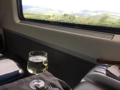 フィレンツェ→ローマ列車旅~移動時間を有効活用~