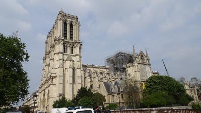 初めてのフランス旅行