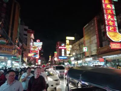 2019GWタイ旅行 1日目成田-バンコク、2日目バンコク-チャチュンサオ