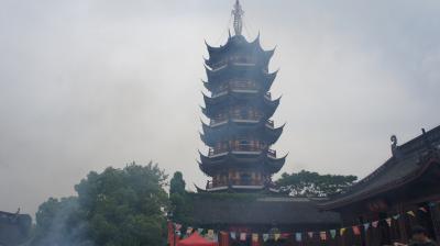 中国・江蘇省の旅 南京その4 鶏鳴寺と玄武湖