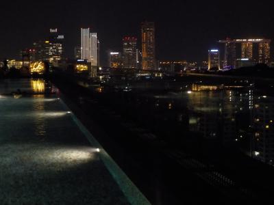 15年ぶりのシンガポール。満喫した5日間♪①1日目。JALとホテルジェンオーチャ―ドゲートウェイ
