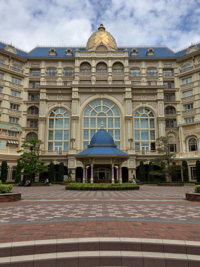お泊りディズニー 初めてのランドホテル