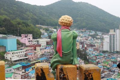 はじめての釜山旅行①