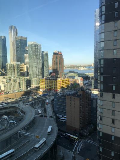 New Yorkは最高の街!広くて時間が足りない。