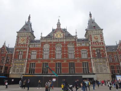 アムステルダム旅行
