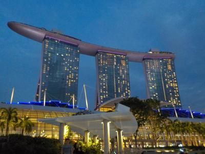 15年ぶりのシンガポール。満喫した5日間♪②2日目。市内観光へ繰り出す