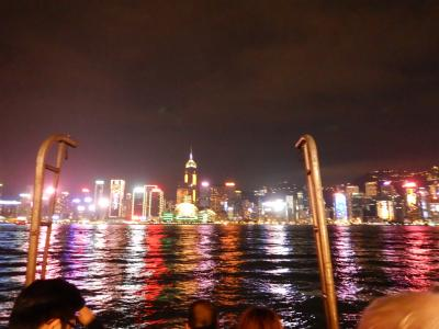 LCCで行く台湾発_マカオ・香港5泊6日の旅 その3